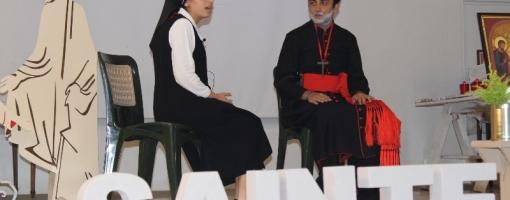Visite du nonce apostolique